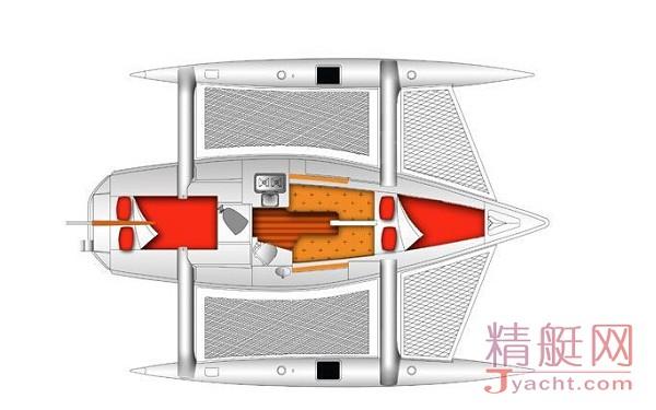 Corsair 28 CR Cruiser
