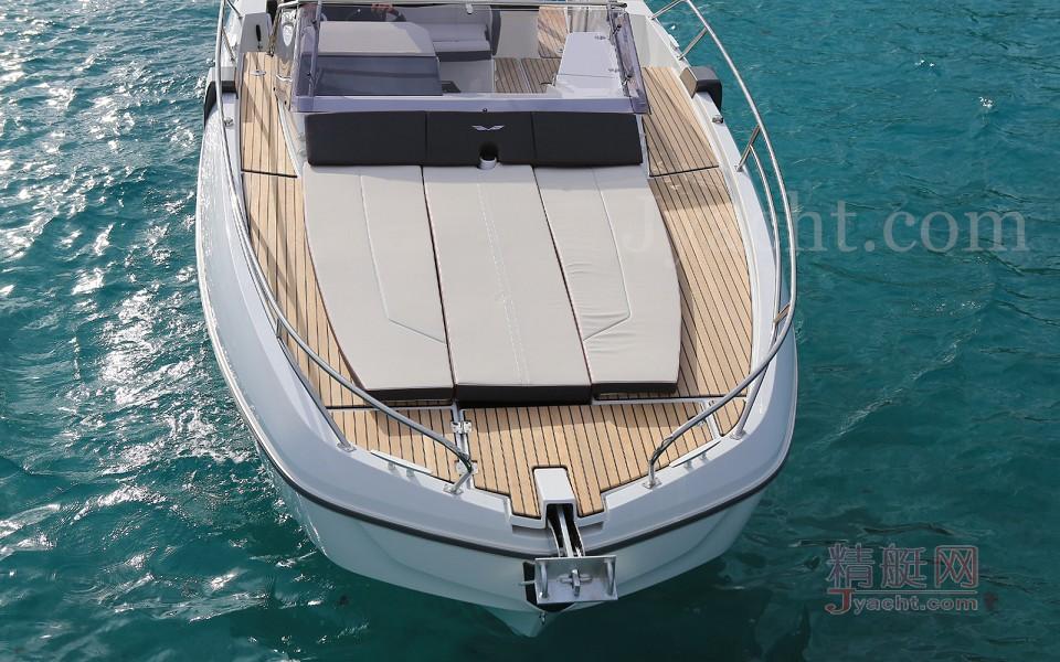 Flyer 8.8 SUN deck